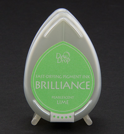 Brilliance Dew Drop - Pearlescent Lime BD-42