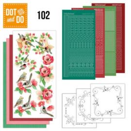 Dot and Do 102 - Garden Classics DODO102