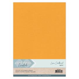 Linen Cardstock - A4 - Apricot LKK-A465