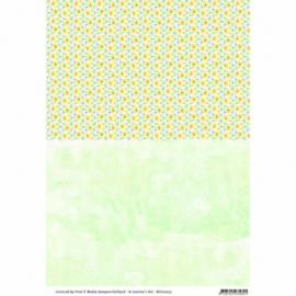 Background sheets - Jeanines Art - Garden Classics BGS10023