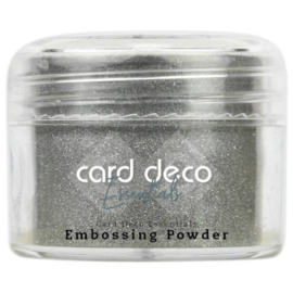 Card Deco Essentials - Embossing Powder Glitter Silver 30 Gr CDEEP009