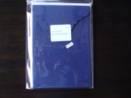 Enveloppekaart 3st. blauw 11-069-9225