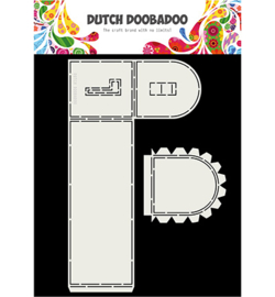 DDBD Card Art Mailbox 470.713.741