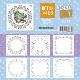 Dot and Do - Cards Only - Set 57 CODO057