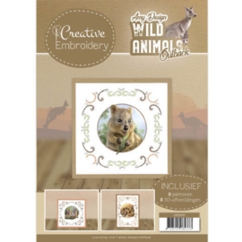 Creative Embroidery 13 - Amy Design - Wild Animals Outback CB10013