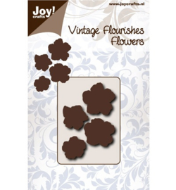Joy Crafts Vintage Flourishes 6003/0066