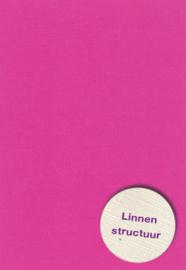 a5 Linnen Fuchia 33