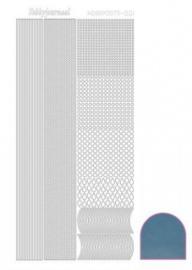 Hobbydots sticker Mirror Ice 001 STDM015