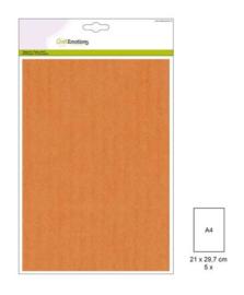 1 PK (1 PK) Papiervel-CV topaas 5 ST A4 90GR 001345/0034