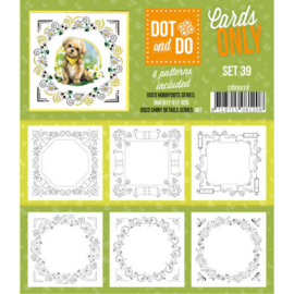 Dot and Do - Cards Only - Set 39 CODO039