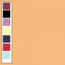 LinnenArt kaartkarton 30,5 x 30,5 lichtbruin 8 LKK-SC08
