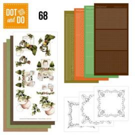 Dot & Do 68 - Rustic Christmas DODO068