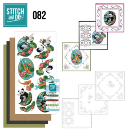 Stitch and Do 82 - Oriental STDO082