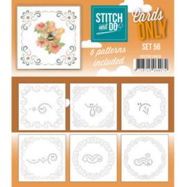 Cards only Stitch 56 4k COSTDO10056