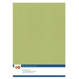 Linen Cardstock - A4 - Avocado Green LKK-A454