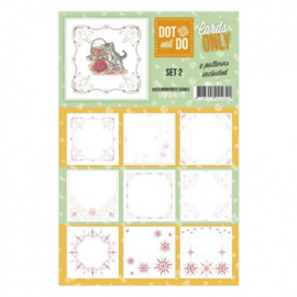 Dot & Do - Cards Only - Set 2 CODO002