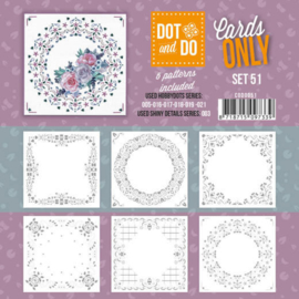Dot and Do - Cards Only - Set 51 CODO051
