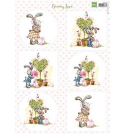 MD Bunny Love VK9551