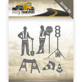 Dies - Amy Design - Daily Transport - Road Construction ADD10130