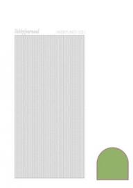 Hobbylines 001 sticker - Mirror Lime HLM01C