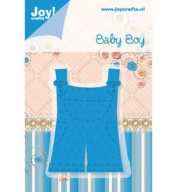 Joy crafts snij- en embossing baby boy - 6002/0208