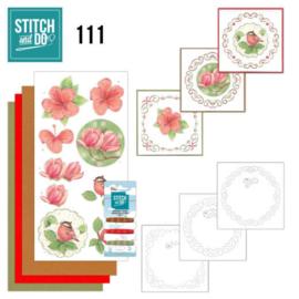Stitch and Do 111 Nature's Beauty STDO111