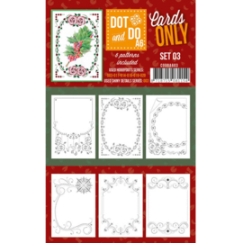 Dot and Do - Cards Only - Set 03 CODOA603