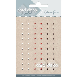 Card Deco Essentials - Adhesive Pearls CDEAP009