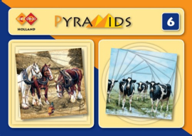 3D boekje Pyramids 6 - Holland PYM006