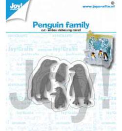 Joy 6002/1417 - Pinguïnfamilie