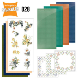 Sparkles Set 28 - Spring Delight  SPDO028