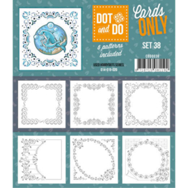 Dot and Do - Cards Only - Set 38  CODO038