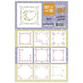 Dot & Do - Cards Only - Set 5 CODO005