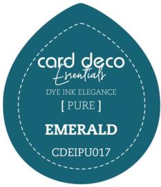 Card Deco Essentials Fade-Resistant Dye Ink Emerald CDEIPU017