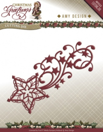 Die - Amy Design - Christmas Greetings - Shooting Star ADD10067