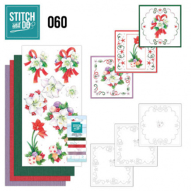 Stitch and Do 60 - Christmas Classics STDO060