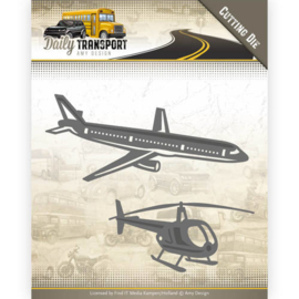 Dies - Amy Design - Daily Transport - Through the Air ADD10132