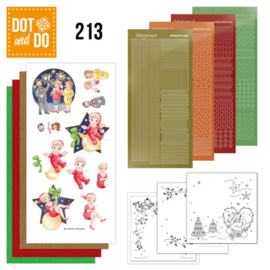 Dot and Do 213 - Yvonne Creations - The Heart of Christmas - Fireworks DODO213
