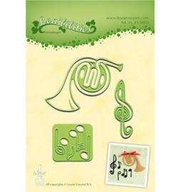 Leane creatief Lea'bilitie - Horn 45.0805