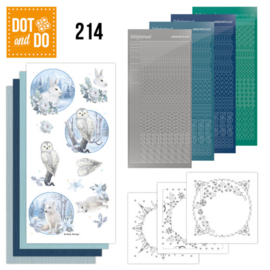 Dot and Do 214 - Amy Design - Awesome Winter - Winter Animals DODO214