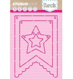 Studiolight Basic Stencil 02 STENCIL02