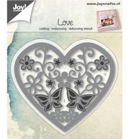 Joy Cutting, Embossing & Debossing 6002/0664