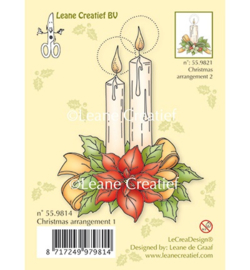 Stempel Christmas arrangement 2 - 55.9814
