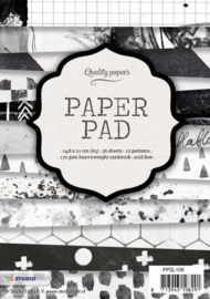 Studio light Paper Pad A5, 36 vel, 12 patronen nr.109 PPSL109