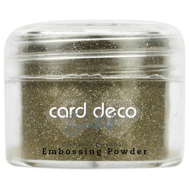Card Deco Essentials - Embossing Powder Glitter Gold 30 Gr CDEEP010