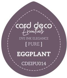 Card Deco Essentials Fade-Resistant Dye Ink Eggplant CDEIPU014