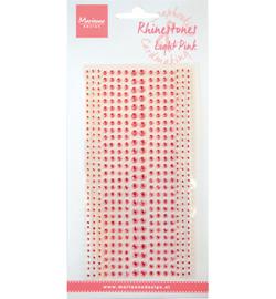 Md CA3156 - Rhine stones Light pink