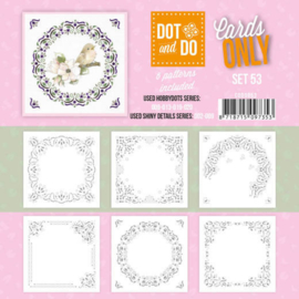Dot and Do - Cards Only - Set 53 CODO053