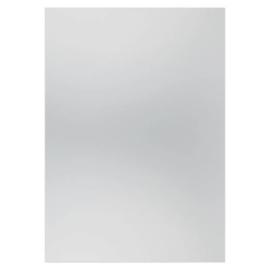 Card Deco Essentials - Metallic cardstock - Silver CDEMCP001