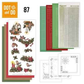 Dot and Do 87 - Kerstsfeer DODO087